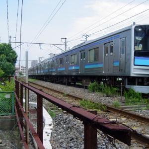 昭和18年に廃止された宮城電気鉄道(仙石線)新田駅跡を眺めてみた。
