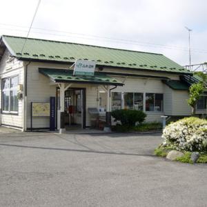 【まったり駅探訪】旧駅舎時代の奥羽本線・羽後飯塚駅に行ってきました。