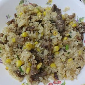 ペパーランチ風の炒飯
