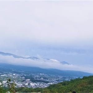 ☆ 浅間山に初冠雪!!