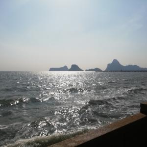 海とストレスの少ない生活
