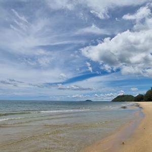 連休で海辺のリゾートで気分転換
