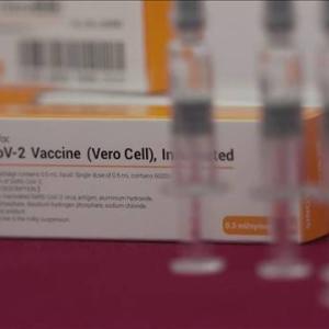 コロナワクチン  外国人も来月より登録開始