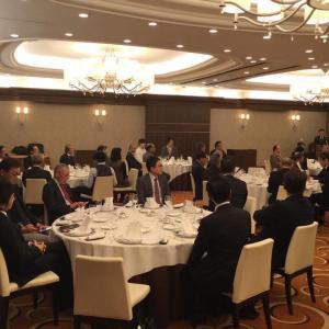 12.11.クラブ愛知忘年会が名古屋観光ホテルで開催されました。