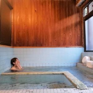 極上とか至福しかないぬる湯 松の湯温泉松渓館