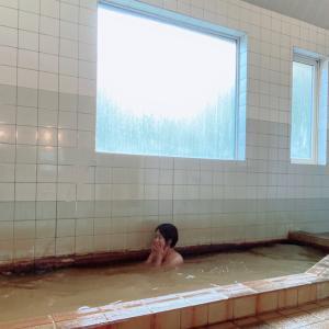 極上の炭酸泉を求めてうたのぼりへ。朝倉温泉日帰り