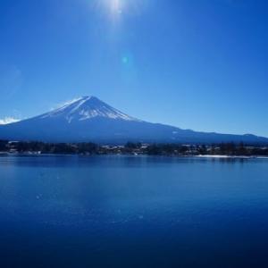 21-1.13blg河口湖の富士その一