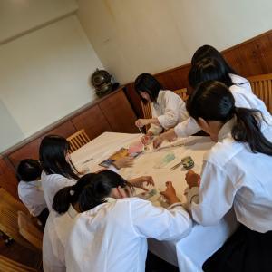 広島の高校生たちが来てくれました~♪