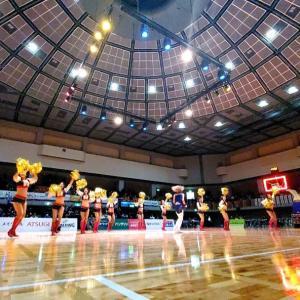 2020.1.19平塚総合体育館 横浜VS川崎