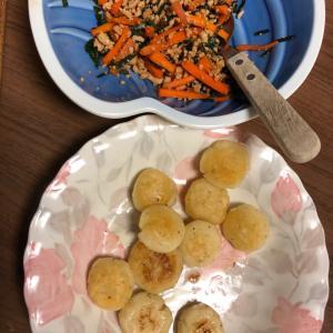 グレードアップした、小5次女が作る晩ご飯