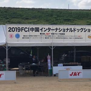 ドッグショー ☆FCI中国インター☆
