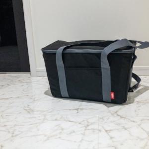 サーモスの保冷レゴカゴバッグが買い物に便利!大容量なのでまとめ買いも安心【レビュー】