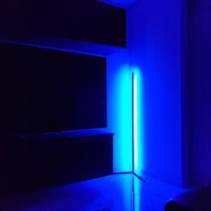 インスタで人気のLED間接照明「Illuminar」がおしゃれ!使い心地を口コミレビュー【フロアランプ】
