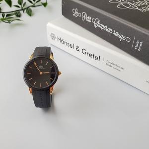 ダニエル・ウェリントン新作時計「Iconic Motion」レビュー。10気圧防水+新素材合成ゴムで常用時計の仲間入り