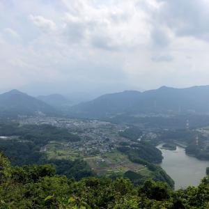 高尾トレイルラン(高尾山口→南高尾→大垂水峠→小仏城山→高尾山口)