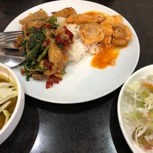 タイ料理 ─クアーサイアム