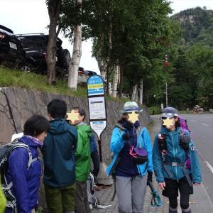 銀泉台から紅葉ハイキング