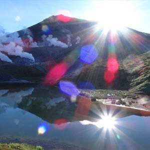 旭岳周遊ハイキング