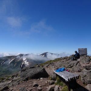 天空のお散歩 旭岳周遊ハイキング その2