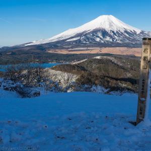 GW 富士山を眺める石割山登山