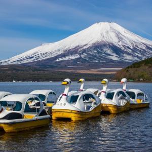 GW前半 山中湖から箱根経由で帰ろう
