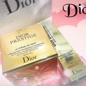 Diorプレステージ ファンデーション