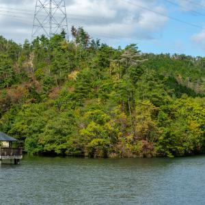 大正池から椿坂