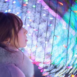 光と夢のひととき【モデル:nanaさん】