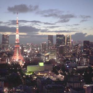 期間限定!ロマンティックな東京空中散歩♪ 【世界貿易センタービル40階展望台 シーサイド・トップ】