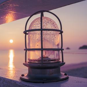 素敵なプライベートビーチからの夕景♪【OKUMA PRIVATE BEACH & RESORT】