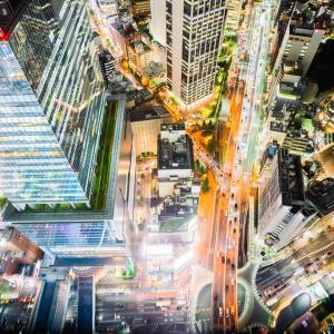 夜景撮影に強いSony α7SⅢで撮影する展望台「渋谷スカイ」♪