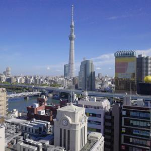 浅草から東京スカイツリーまで歩いてみました♪ Let's walk from Asakusa to Tokyo Skytree!