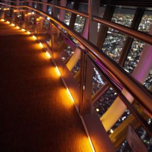 美しいマジックアワー 東京のオススメ展望台♪【東京スカイツリー】