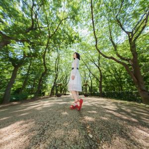 夏風が通り過ぎてく1【モデル:sasaさん】