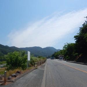 笹谷峠入り口まで行ってみた