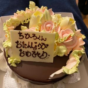 誕生日くらい祝って貰いたいって