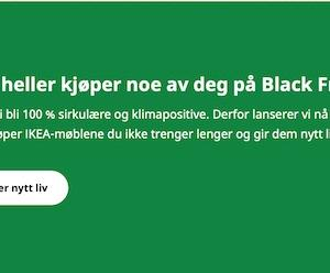 IKEA イケア 家具の買取はじめるってよ