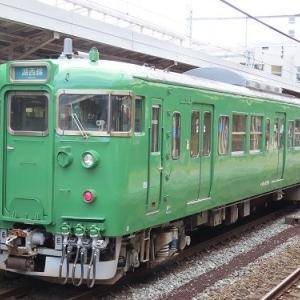 113系の近畿圏での活躍が京都地区に集約