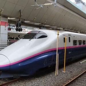 残り少なくなったE2系の全車指定席列車での運用