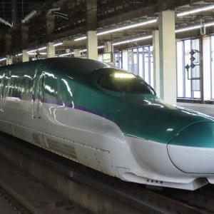 北海道新幹線の青函トンネル内210キロ運転実施決定