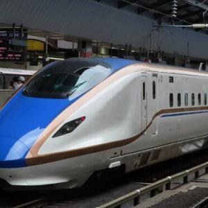 上越新幹線列車のE7系化がさらに加速