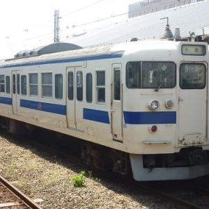 415系統一から15年を迎える関門間の普通列車
