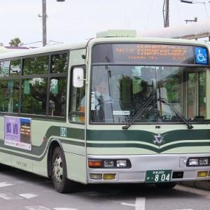 南2系統の長岡京駅東口乗り入れ20年を振り返る