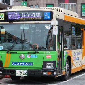 都営バスのアリソンAT車の比率が半数を突破