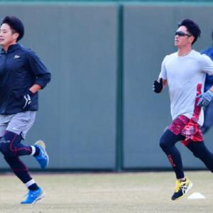 高め合う阪神「キナチカ」来季へ結束力の強化誓う!岩貞、岩崎と岩岩コンビでけん引誓う!