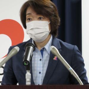 橋本聖子五輪相、五輪開催は「プラスの部分ある」!東京のコロナ感染が微増傾向!19日ぶり30人以上