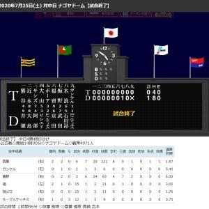 阪神ショック、岩崎が左肘の張りで登録抹消!阪神が連勝逃し勝率5割に戻る、西勇輝の力投実らず…