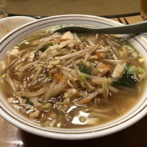 「2019年13杯目」?胃好 別館 サンマー麺