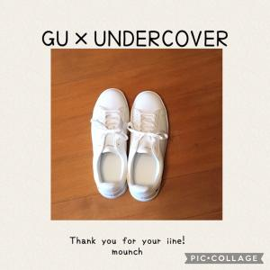 GU×UNDERCOVER