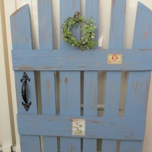 ◆小さい手作りドア(ガーデン用)